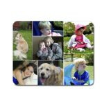 Photo Collage Mouse Mats Large / Small